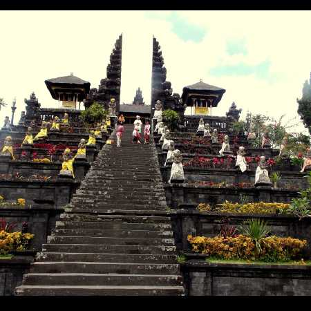 Besakih Temple - Hire Bali car driver for Private Tour