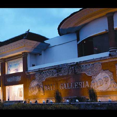 Galeria Shoping Centre - Hire Bali car driver for Private Tour